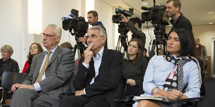 Press conference meisterkreis deutschland e v for Dieter burmester