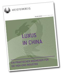 Handbuch Luxus in China