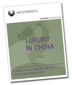 Handbuch Luxury in China
