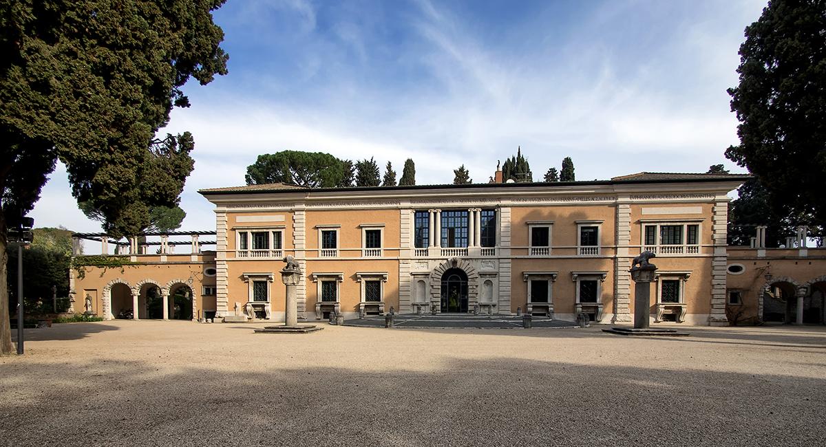 Deutsche Akademie Rom Villa Massimo